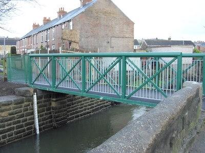 Darton post office bridge