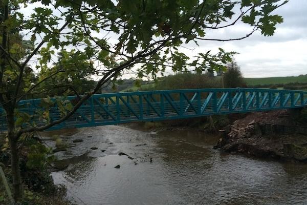 River bridge Scotland